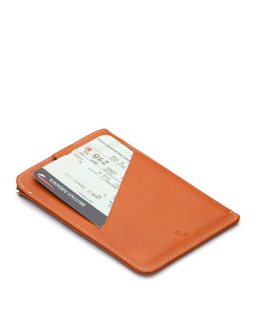 Bellroy Passport Sleeve Tan - Still Life - 2