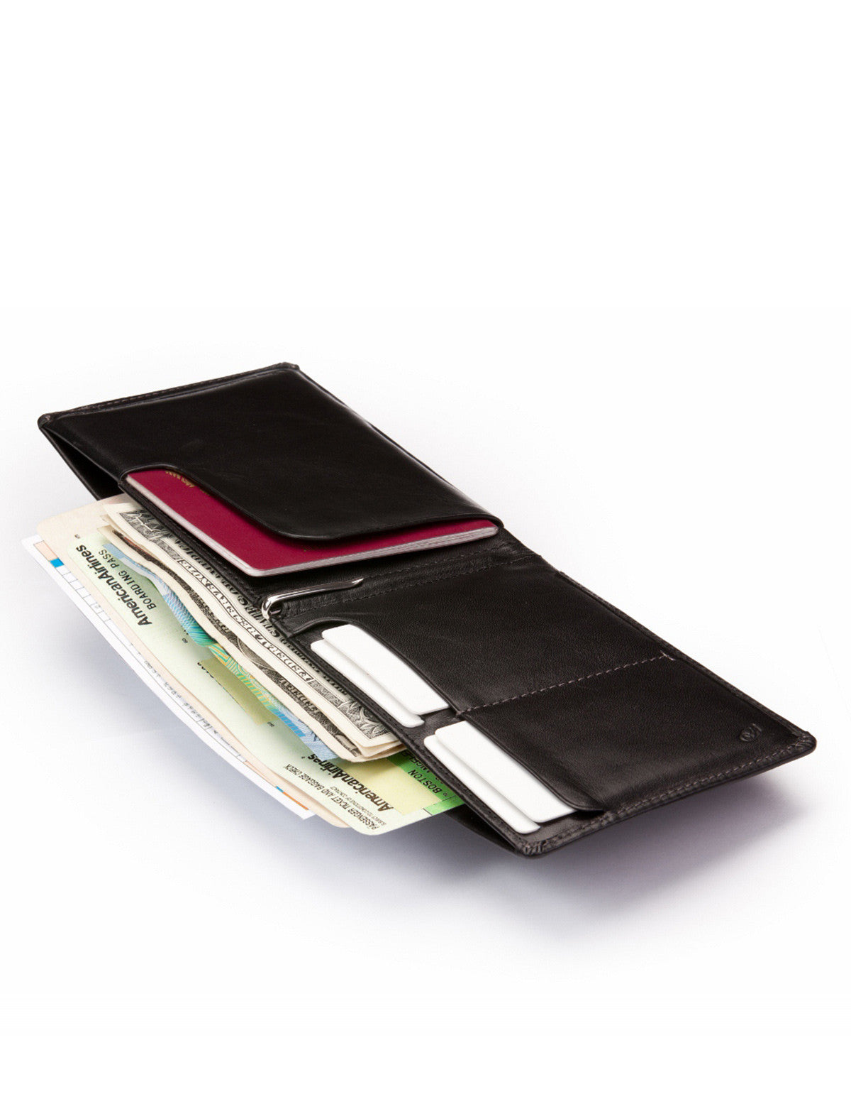 Bellroy Travel Wallet Midnight - Still Life - 3