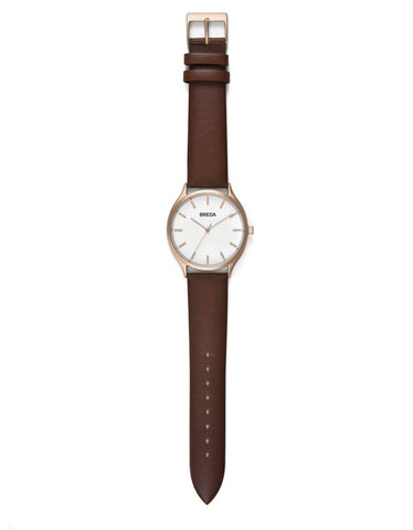 Breda Asper Watch Rose Gold Brown - Still Life - 2