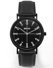 Breda Belmont Watch Black Black - Still Life - 1