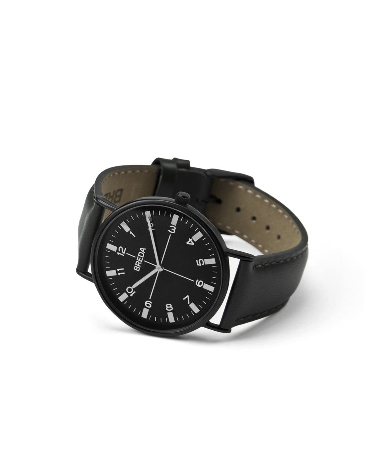 Breda Belmont Watch Black Black - Still Life - 3
