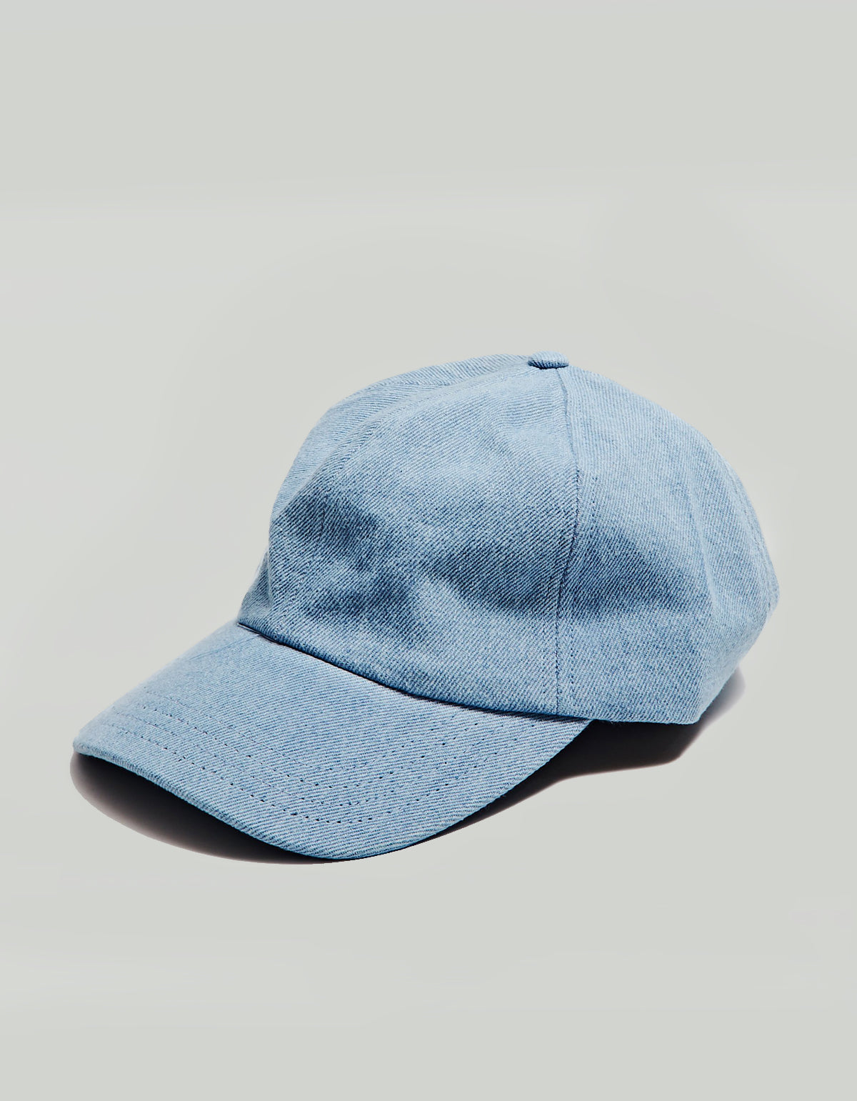 Corridor Washed Denim Cap Blue