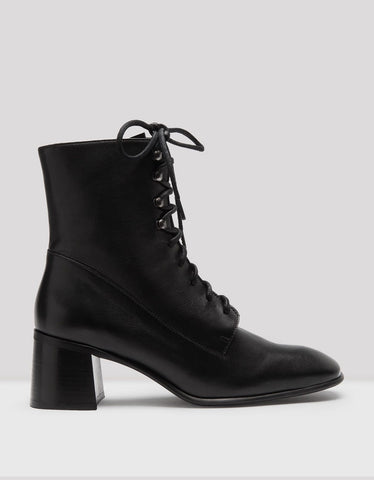 E8 by Miista Emma Lace-Up Leather Boot