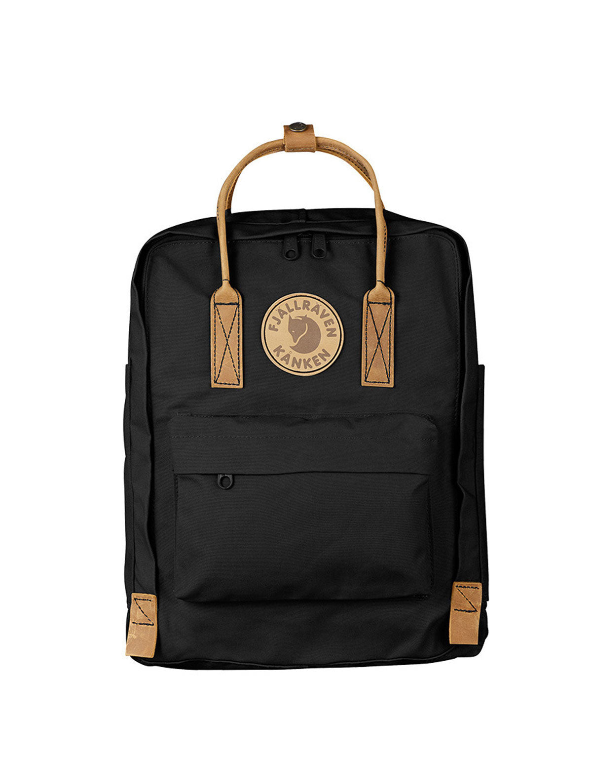 Fjallraven Kanken No. 2 Backpack Black - Still Life
