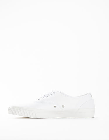Fred Perry Barson Canvas White