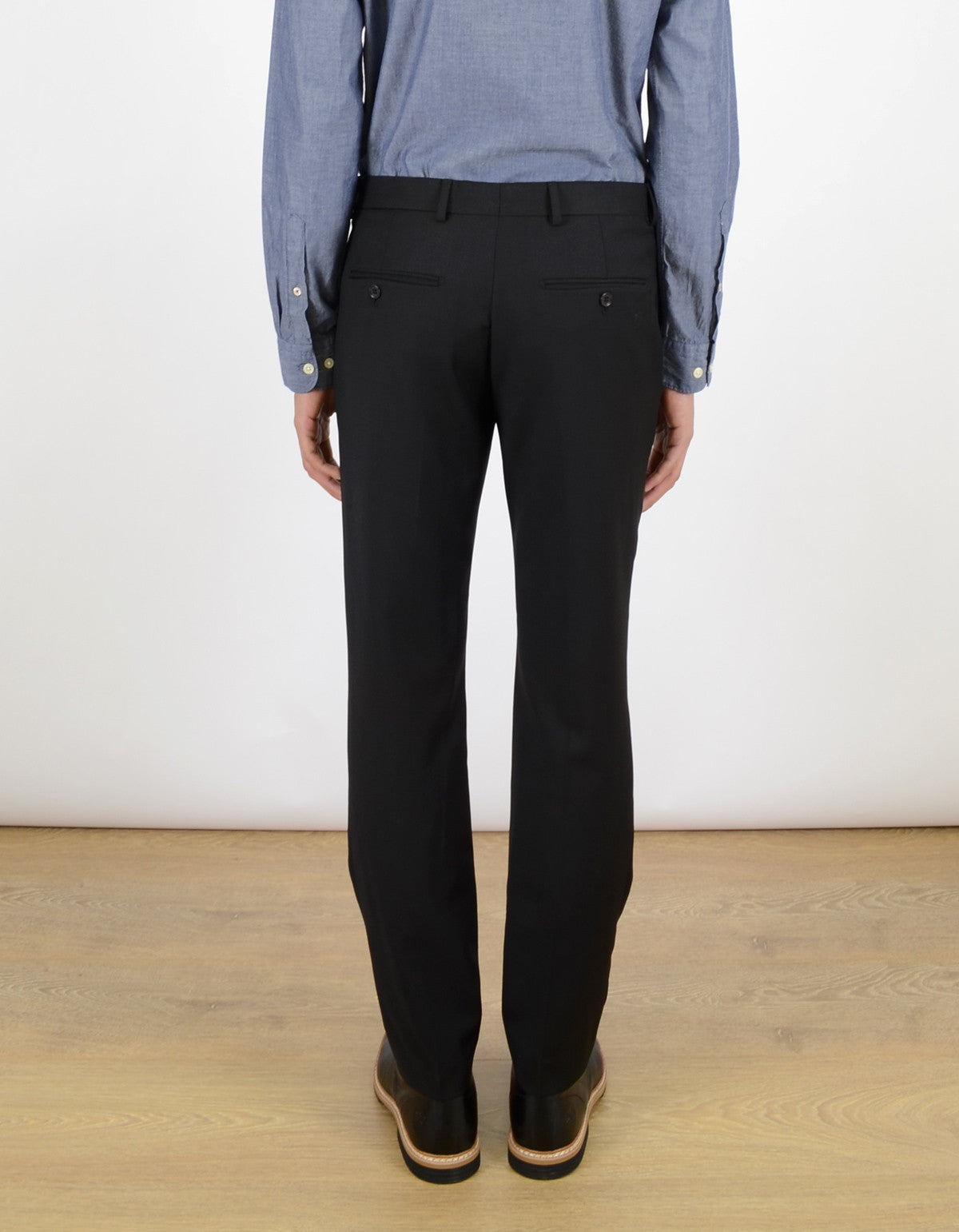 Selected Homme One Mylo Trouser Black - Still Life - 2