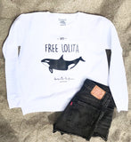 Free Lolita Born to be Free - Women's Sweatshirt - Wilddtail