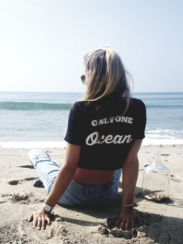 Ocean awareness sustainability tee