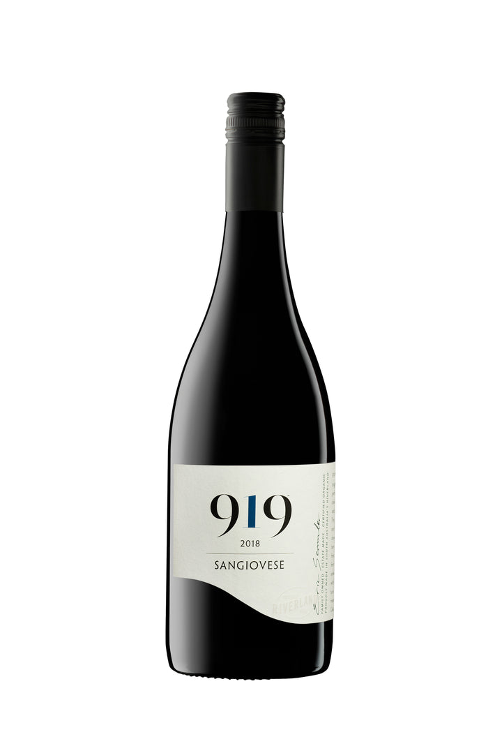 919 Reserve Collection Organic Sangiovese 750mL