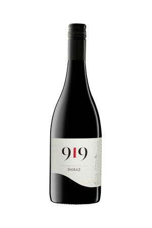 919 Reserve  Organic Shiraz 750mL