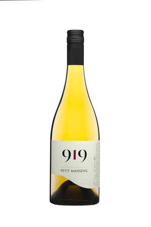 919 Reserve Collection Organic Petit Manseng 750mL