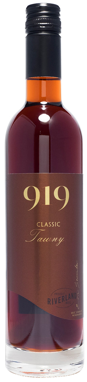 919 Reserve Collection Classic Tawny 500mL