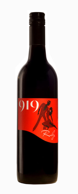 919 Latin Collection Ruby Fortified 750mL