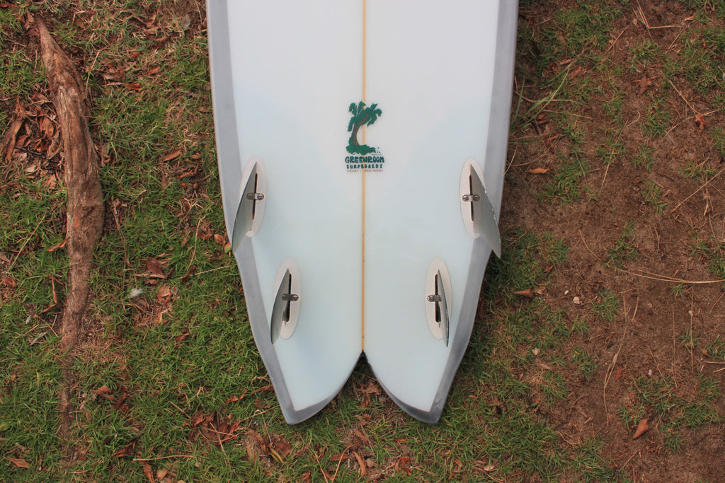 Board review - Pavel 5'10 Speed Dialer