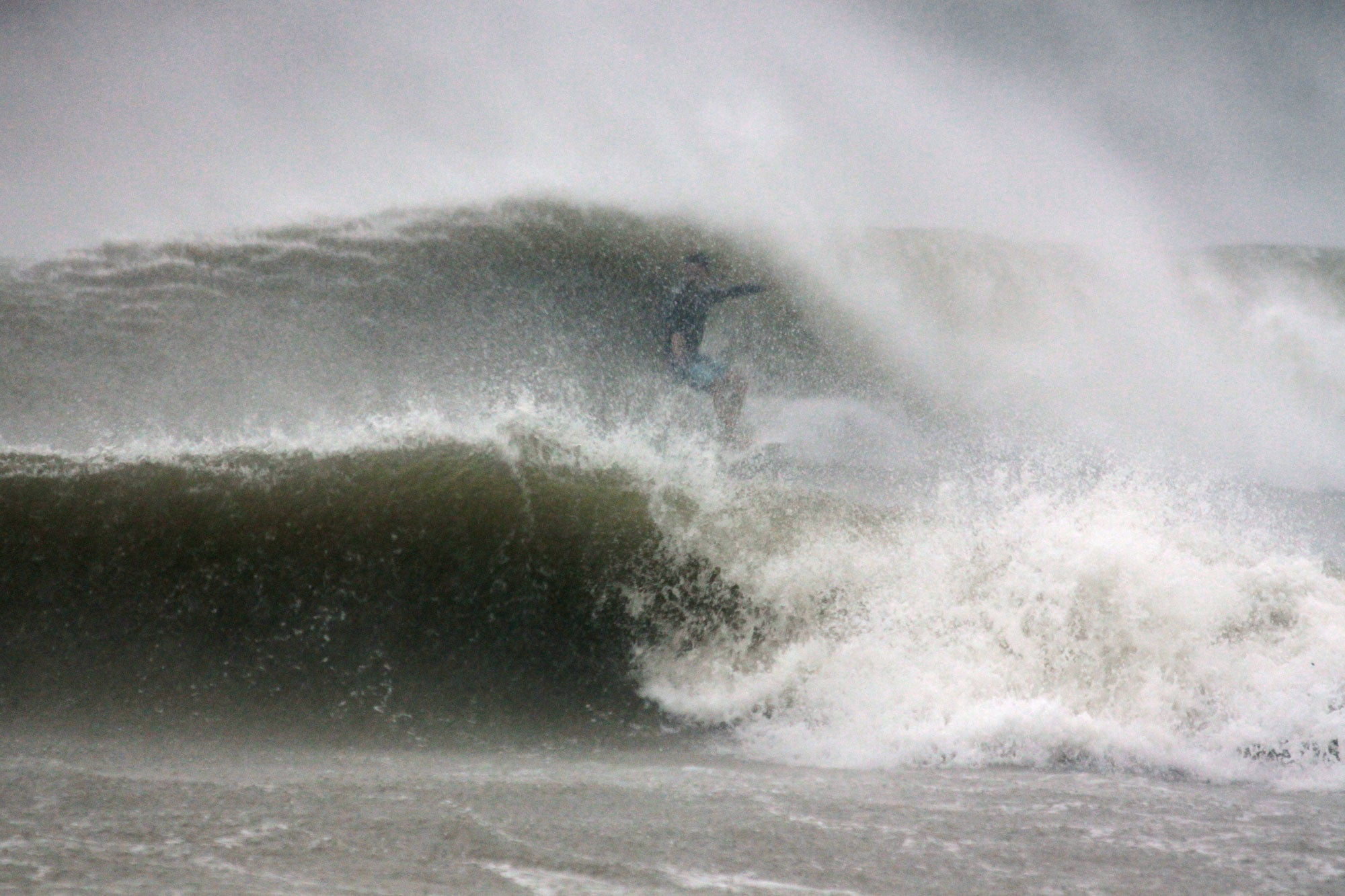 Hong Kong Typhoon Surf