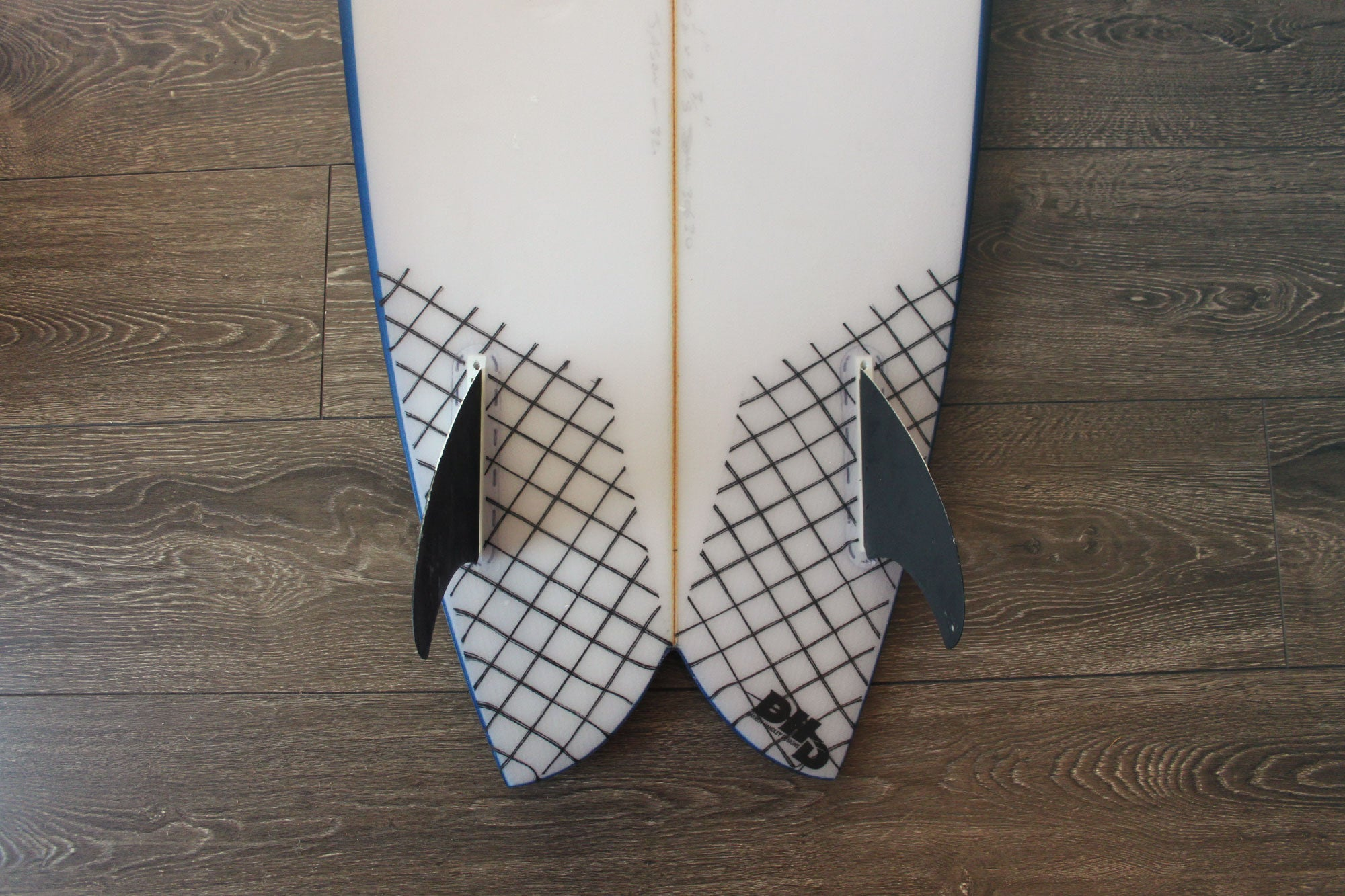 DHD mini twin fin review