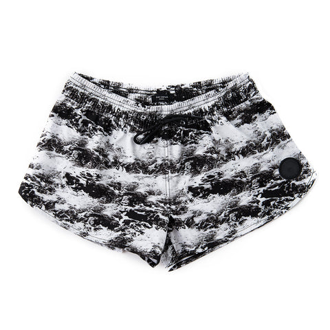 Womens Black Sea trunks