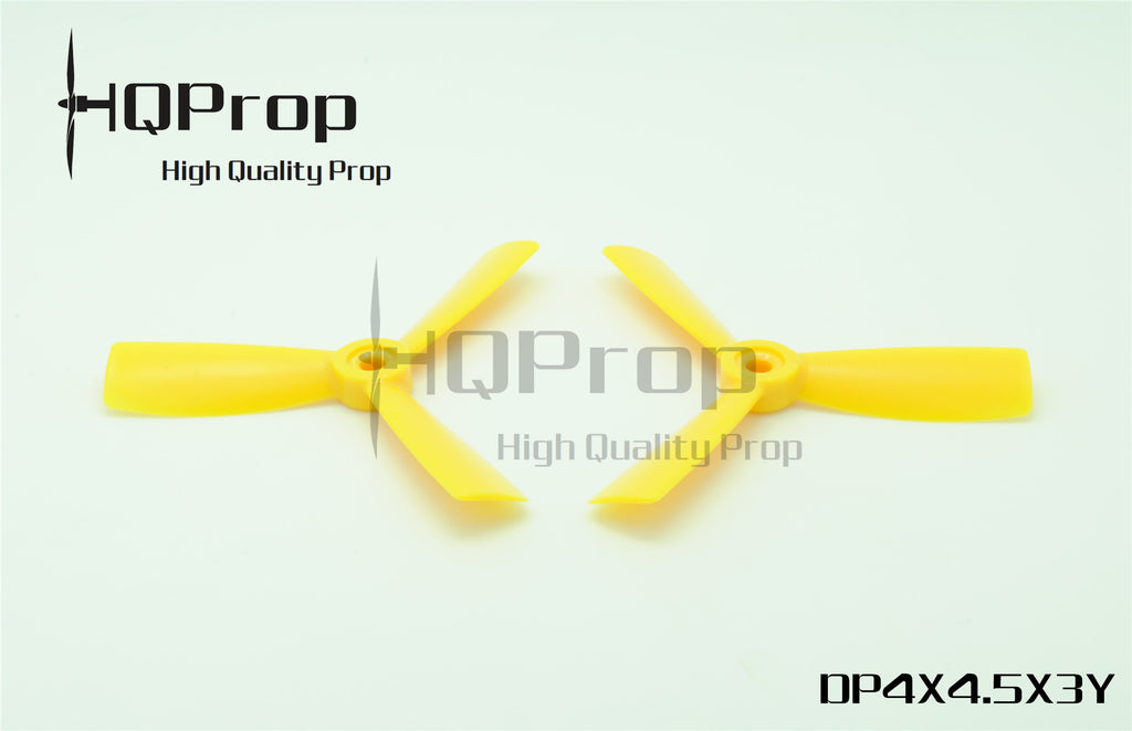 HQ DP 4x4.5x3 Durable Props