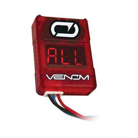 Venom LiPo Voltage Checker and buzzer