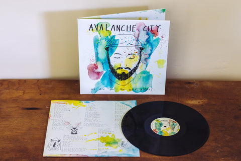 We Are For The Wild Places Vinyl!!