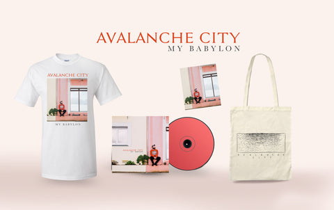 Exclusive Signed 'My Babylon' CD Bundle - WITH FREE TOTE BAG