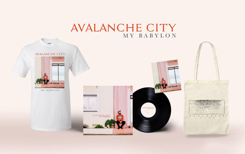 Exclusive Signed 'My Babylon' Vinyl Bundle - WITH FREE TOTE BAG