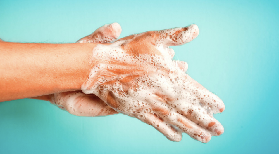 Hand Sanitiser versus Hand Washing - Show me the Science