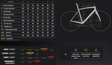 "Fondriest TF4 ""Bike Of The Year 2014"" Frameset"