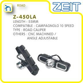ZEIT Z-450LA Brake Pads for Campagnolo (2pc Pack)