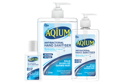Aqium Hand Gel - various sizes