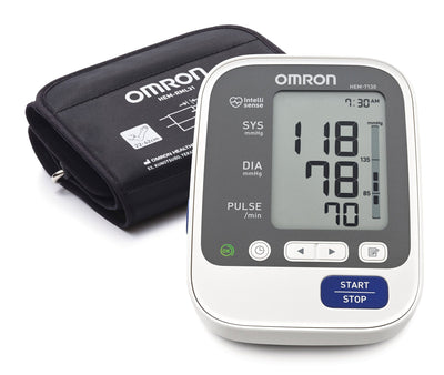 Omron HEM-7130 Blood Pressure Automatic Monitor