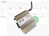 Medisafe Plus AQ Box Cloud Monitoring Device - Includes 12 Month Portal Access