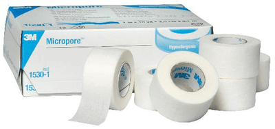3M Micropore Surgical Tape 1530-1 1