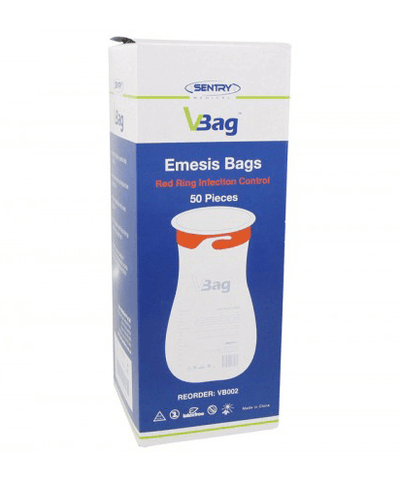 Sentry Medical VBag Emesis Bag 1