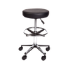 Chairs and Stools Pacific Medical Premium Stool with Wheels PRSBL 1