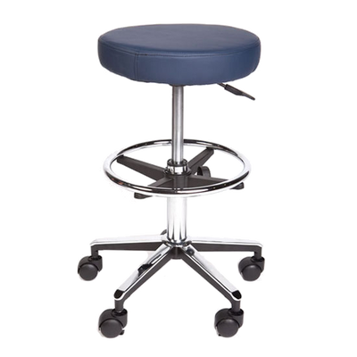 Chairs and Stools Pacific Medical Premium Stool with Wheels PRSNB 1