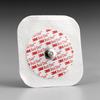 3M Red Dot 2231 Soft Cloth ECG Electrodes