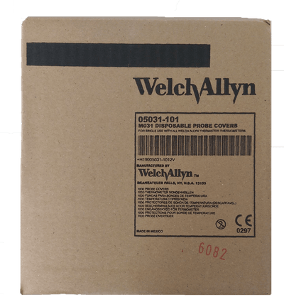 Welch Allyn SureTemp Thermometer Covers Carton 1