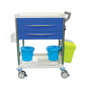 Pacific Medical Dressing Trolley Cart 2 Drawers 1