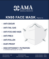 Mask KN95 Non-Woven TGA Approved (Various Pack Sizes)