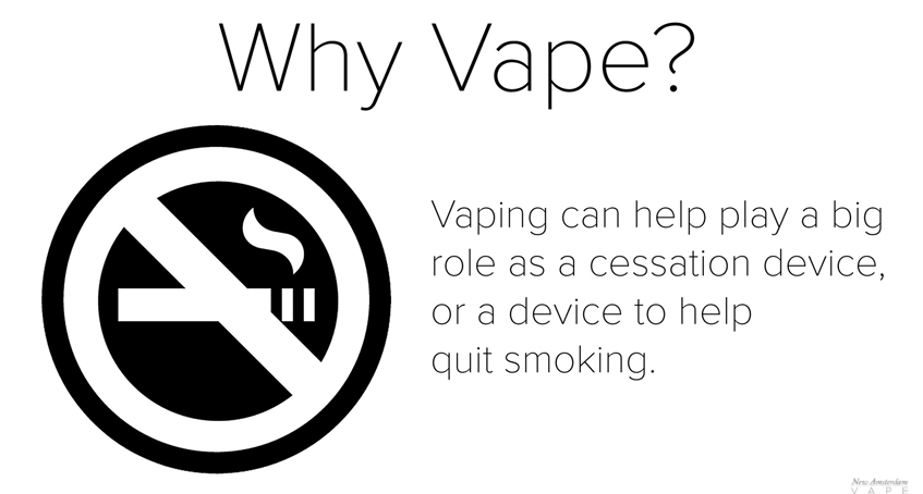 Why vaping? Excellent video for beginners.