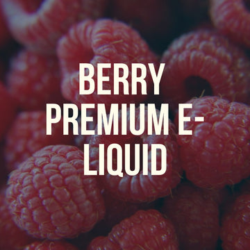 Berry Premium E-Liquid
