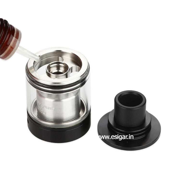 WOTOFO Serpent Alto RTA - 2.5ml, Black