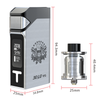 Super pure taste and cloud vapor 200W IJOY Solo V2 Starter Kit - Ecigar  - 2