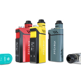 200W IJOY RDTA BOX MOD FULL KIT - Mygadget.us