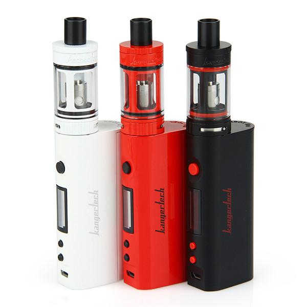 75W Kangertech TOPBOX Mini TC Starter Kit with Universal-TC technology. - Mygadget.us