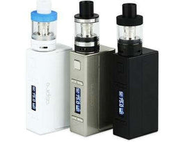 Aspire EVO75 Kit W/ Atlantis EVO Tank And NX75 BOX MOD - Mygadget.us