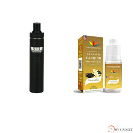 """JUST VAPE"" Kit - Ego Aio Electronic Cigarette with E-Liquid - Mygadget.us"
