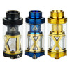IJOY Limitless XL Tank & RTA - 4ml, Black & Blue & Gold - Ecigar  - 1