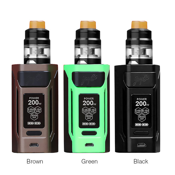 Pre-order WISMEC Reuleaux RX2 20700 200W with Gnome TC Kit